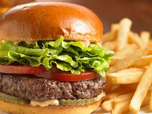 Restaurant Soissons La Bourse Aux Grains : special burger