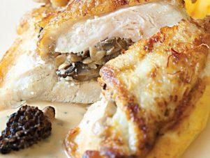 Restaurant Soissons La Bourse Aux Grains : supremes de poulet roti