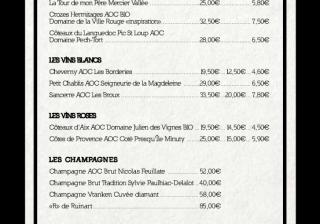 BOURSE AUX GRAINS Nouvelle Carte Page 7
