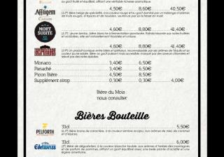 BOURSE AUX GRAINS Nouvelle Carte Page 2